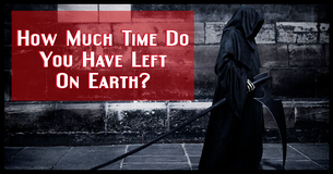 How Much Time Do You Have Left On Earth?