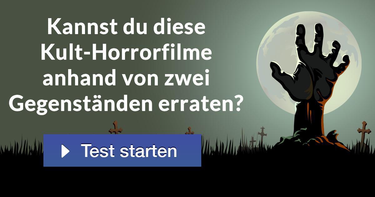 Kult Horrorfilme
