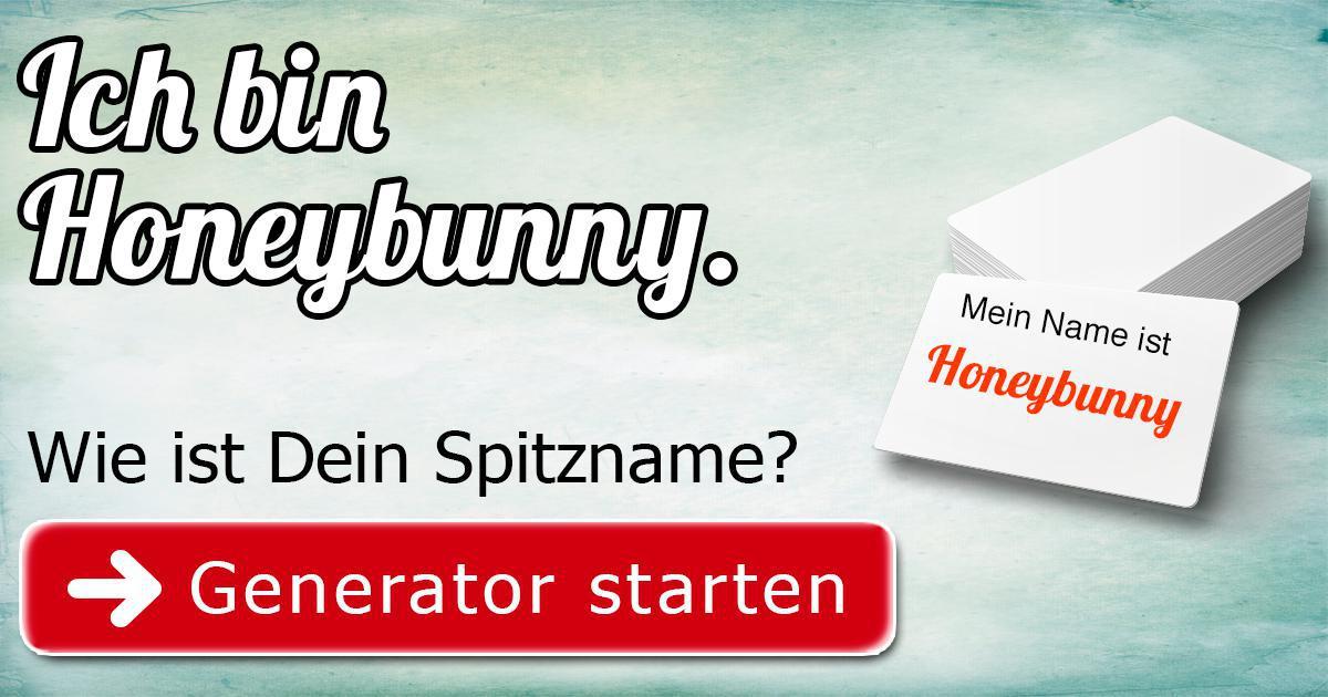 Spitznamen-Generator