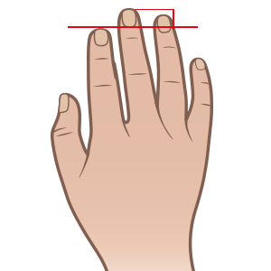 Tes kepribadian - Manakah yang lebih panjang, jari telunjuk atau jari manismu? Ungkap sifat aslimu!